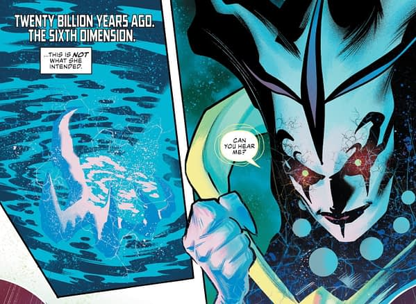 Scott Snyder Has Rewritten the DC Multiverse From Scratch (Justice League #22 Spoilers)