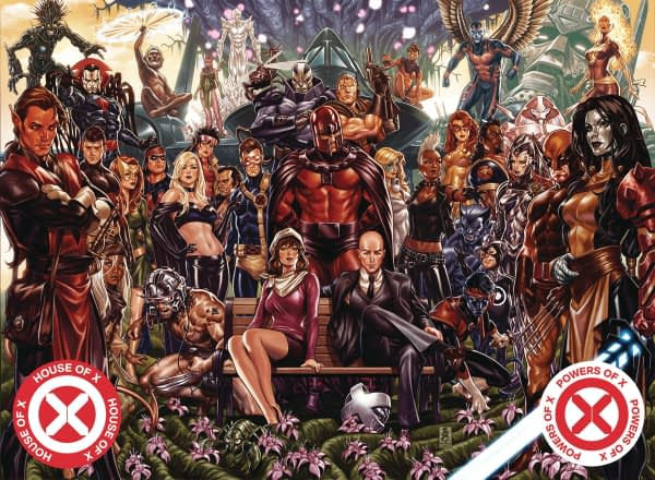 House Of X/Powers Of X Hardcover Jumps a Hundred Pages and Another Ten Bucks