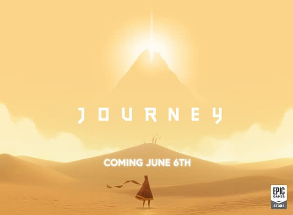 Journey Is Coming To The Epic Games Store in June 2019