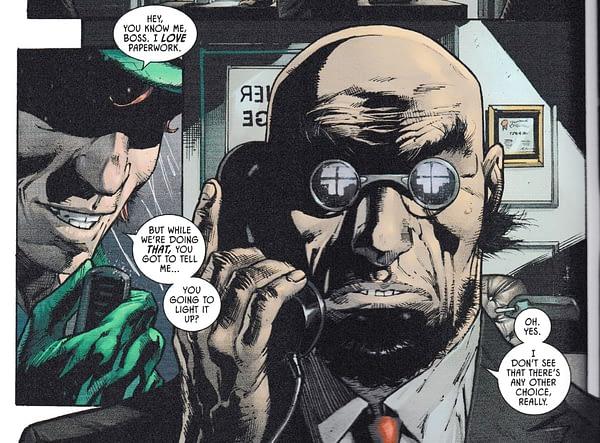 Comics Bulletin - Cover
