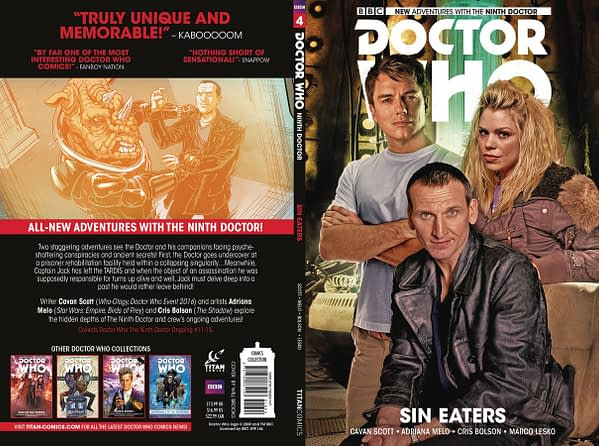 Doctor Who Sin Eaters
