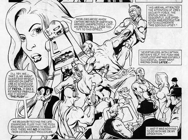 """Dave Thorpe, the Man Who Invented Marvel's """"616"""", Explains Where It Came From"""