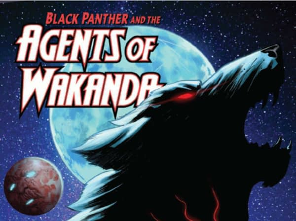 """REVIEW: Black Panther And The Agents Of Wakanda #4 -- """"the kind of science adventure that you've been waiting for"""""""