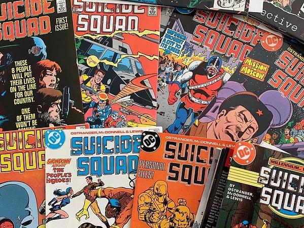 Probable Inspiration: James Gunn Loves John Ostrander's Run of Suicide Squad