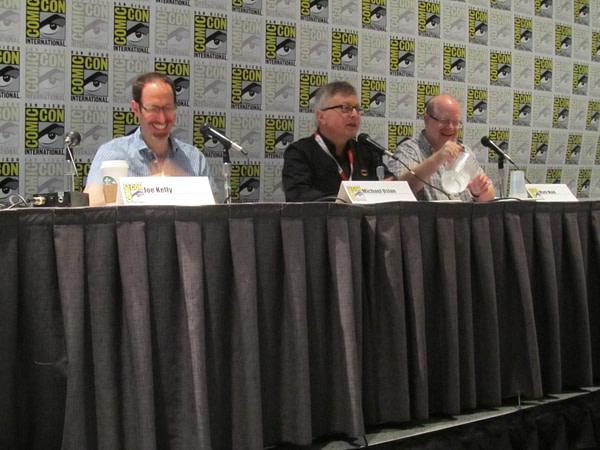 Comic-Con Panel 2