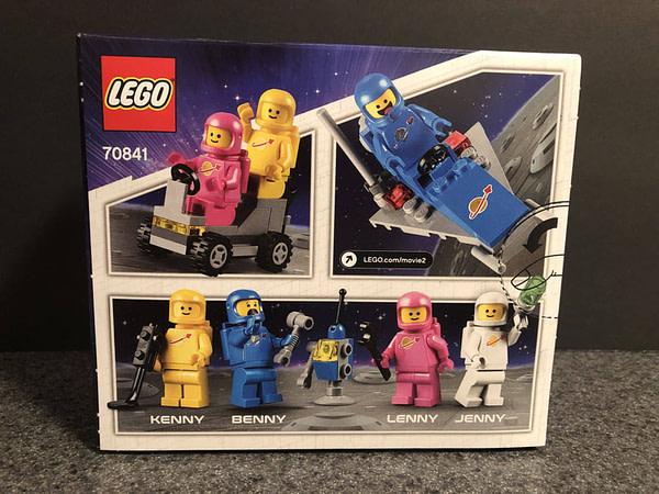 LEGO Movie 2 Benny's Space Squad 6