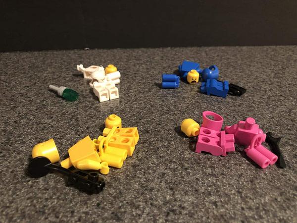 LEGO Movie 2 Benny's Space Squad 8