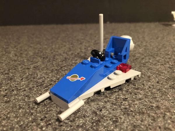 LEGO Movie 2 Benny's Space Squad 3