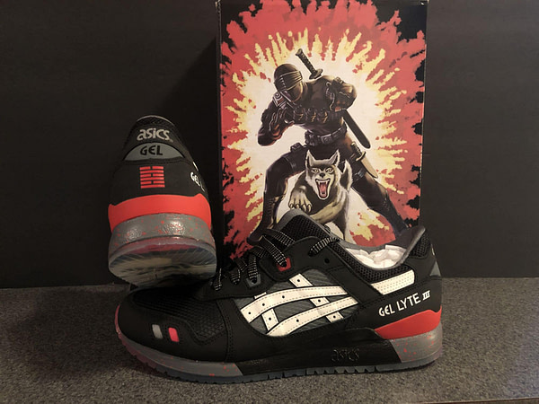 GI Joe Asics Shoes 2