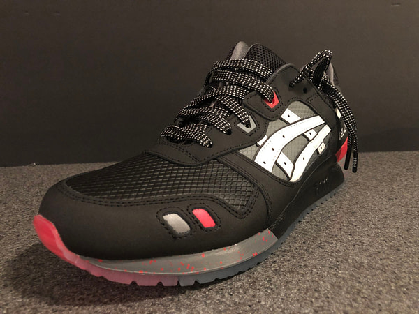 GI Joe Asics Shoes 7
