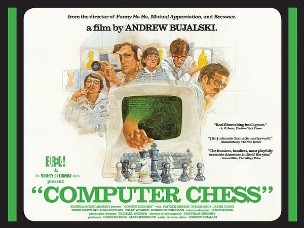 Computer Chess Poster