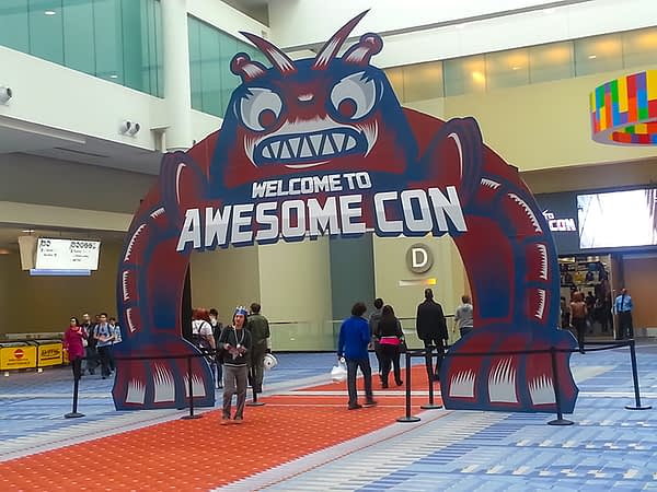 Awesome Con 2