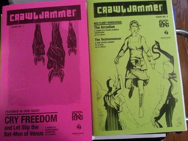 Crawljammer