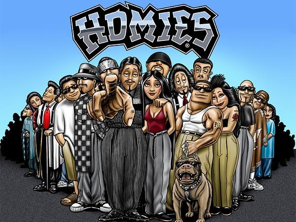 Homies Image #3