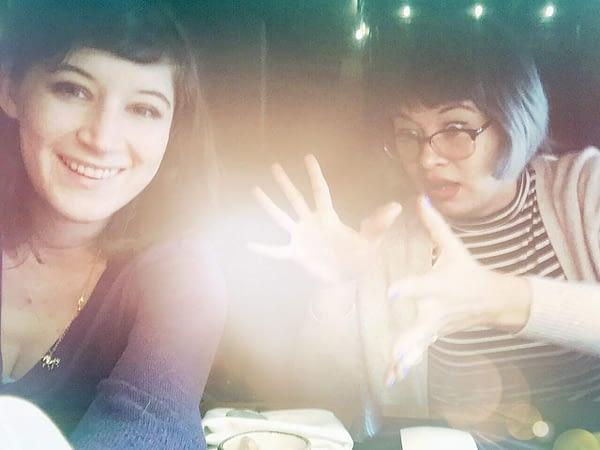 2 Larissa & Kitty