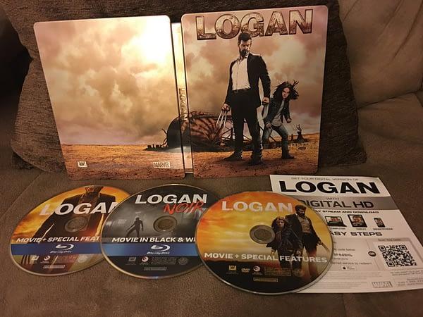 Logan Best Buy Steelbook 1