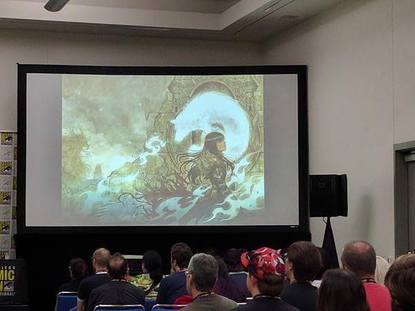 image storytelling SDCC