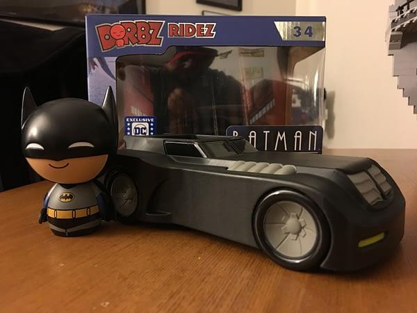 Batman The Animated Series Funko Legion of Collectors Box Dorbz Ridez 4