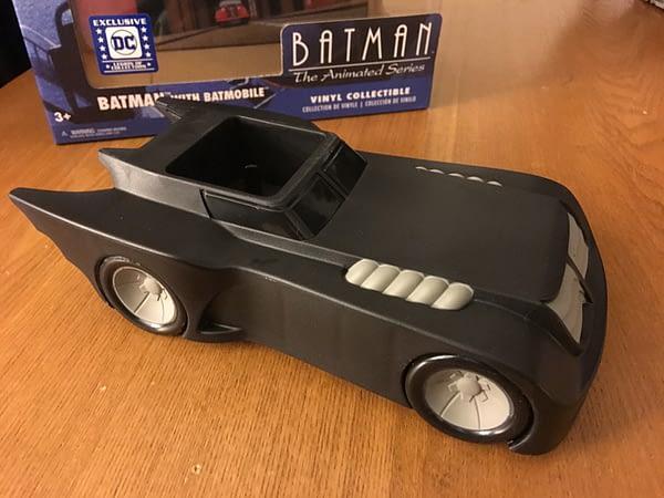 Batman The Animated Series Funko Legion of Collectors Box Dorbz Ridez 6