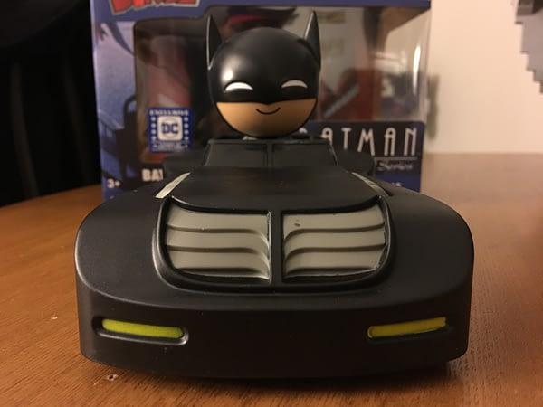 Batman The Animated Series Funko Legion of Collectors Box DOrbz Ridez 7
