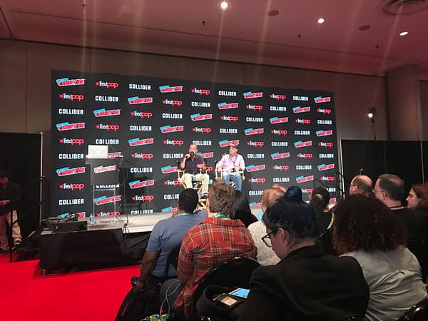 Fabien Nury talks about The Death of Stalin at NYCC