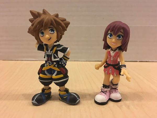 Kingdom Hearts Funko Mystery Minis 5