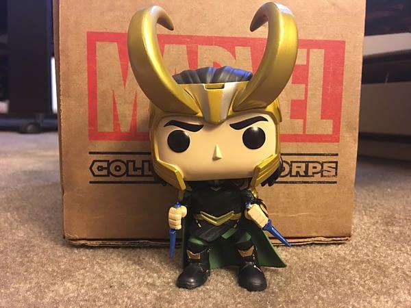 Thor Ragnarok Collectors Corps Box 6