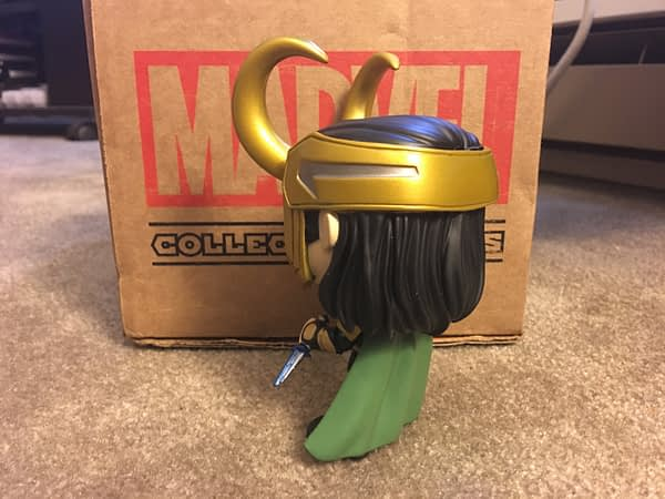 Thor Ragnarok Collectors Corps Box 5