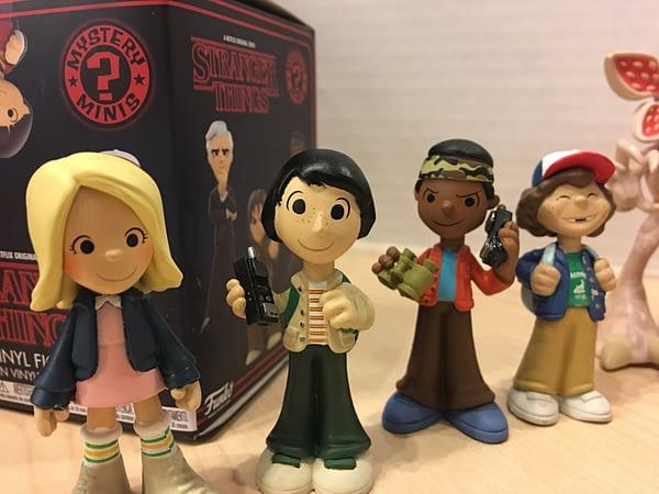 Stranger Things Funko Mystery Minis 9