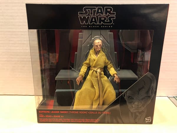 Star Wars Black Series Snoke 1