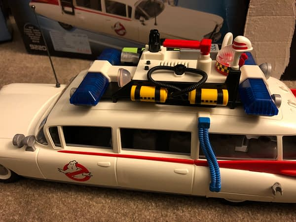 Playmobil Ghostbusters Ecto-1 6