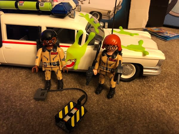Playmobil Ghostbusters Ecto-1 14
