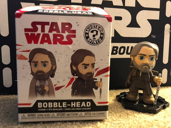 Funko Smugglers Bounty Star Wars The Last Jedi Box 1