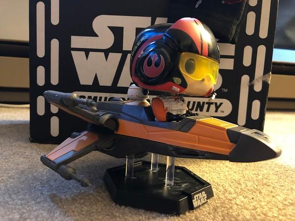 Funko Smugglers Bounty Star Wars The Last Jedi Box 6