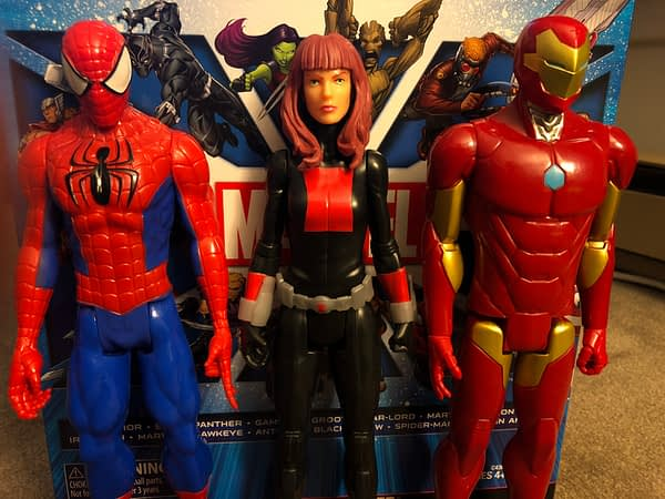 Hasbro Marvel Titan Series Box Set 5