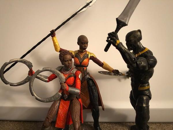 Black Panther Marvel Legends 23