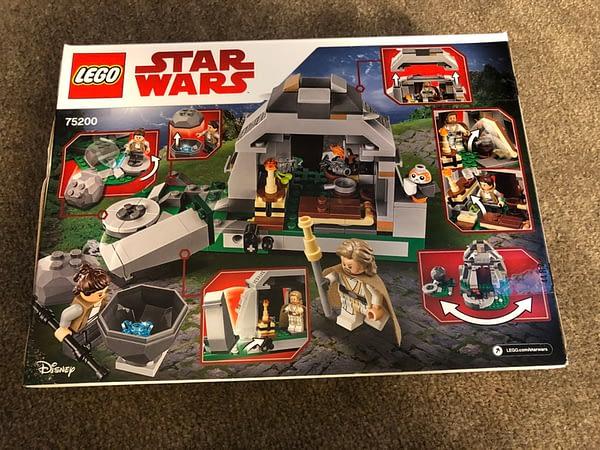 LEGO Star Wars Ahch To Training Set 2