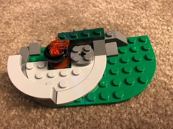 LEGO Star Wars Ahch To Training Set 12