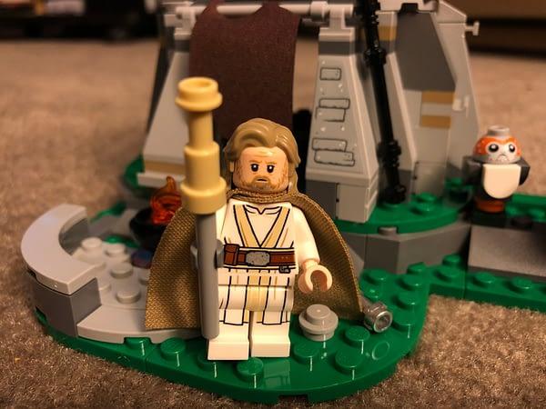 LEGO Star Wars Ahch To Training Set 15
