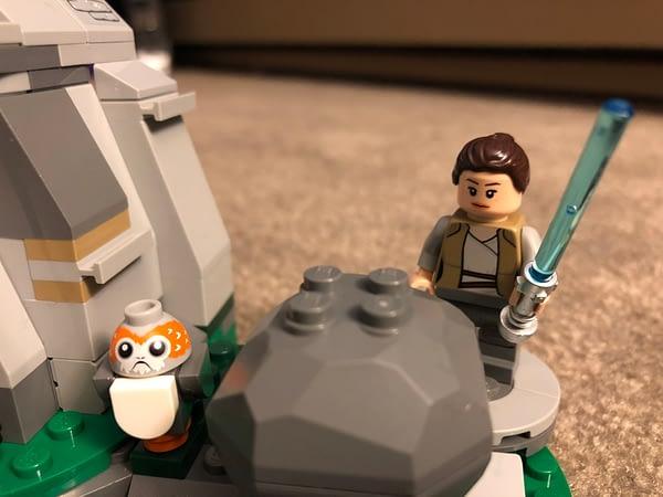 LEGO Star Wars Ahch To Training Set 16