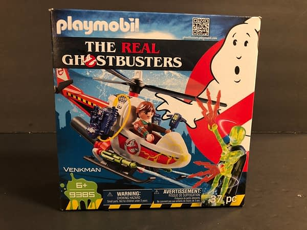 Playmobil Real Ghostbusters Venkman 1