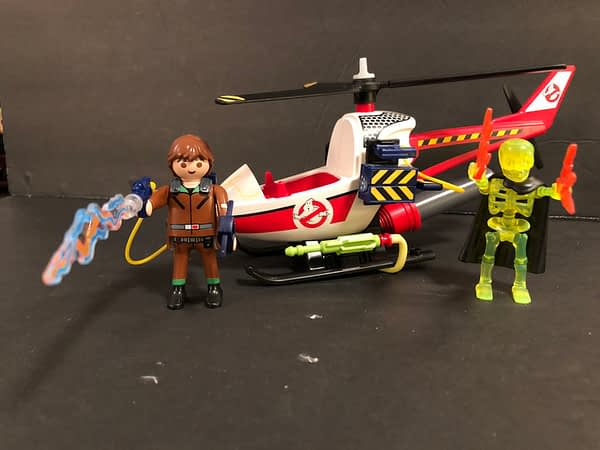 Playmobil Real Ghostbusters Venkman 5