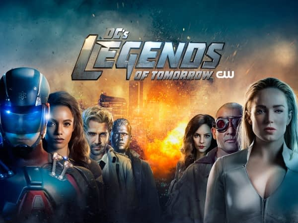 Legends of Tomorrow season 4