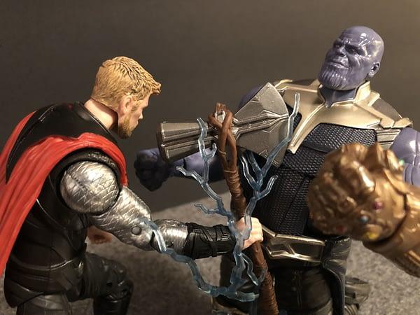 Hasbro Marvel legends Avengers Wave 2 25