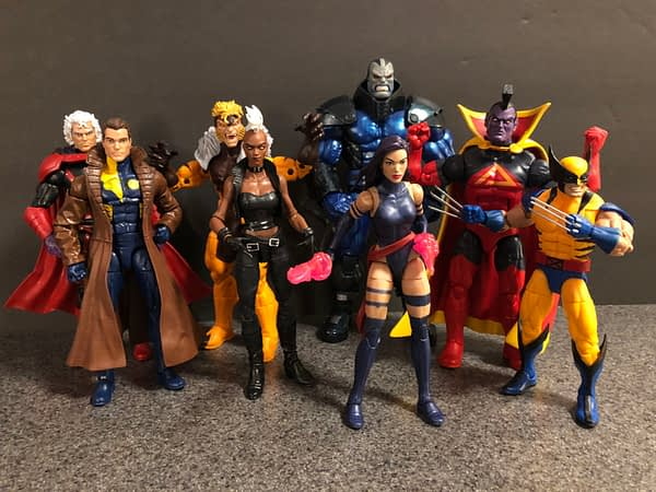X-Men Marvel Legends 2018 Wave 1