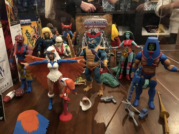 Super7 Masters of the Universe Hordak's Lair 14