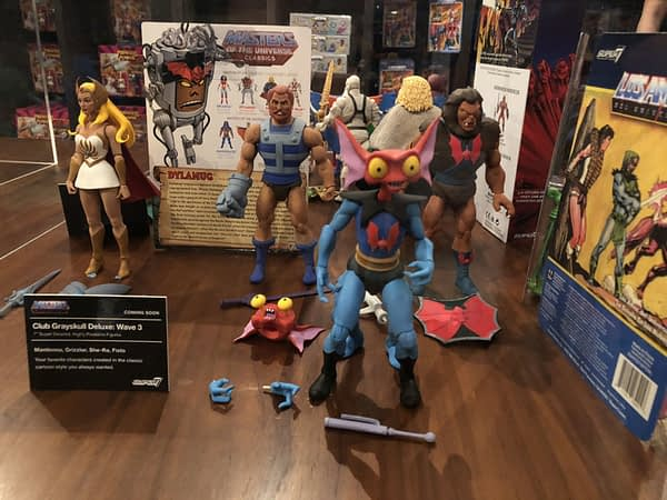 Super7 Masters of the Universe Hordak's Lair 34