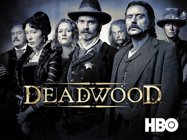 Deadwood (Amazon Prime)