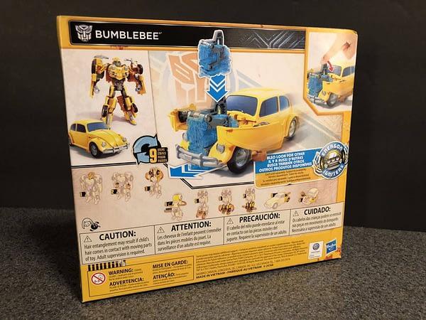 Hasbro Bumblebee Toys 10