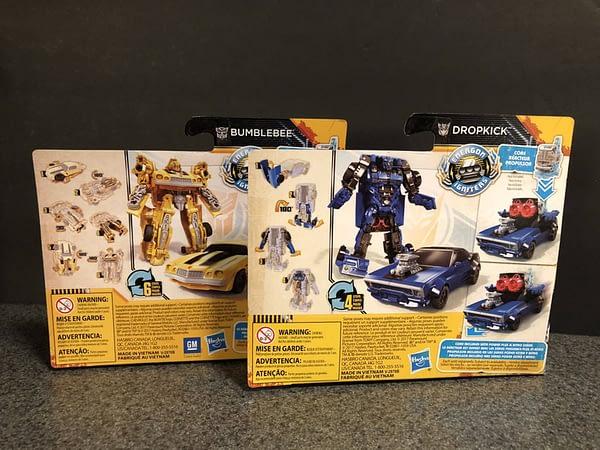 Hasbro Bumblebee Toys 12